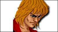 Visual history of Street Fighter's Ken image #1