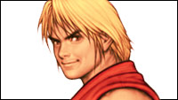 Visual history of Street Fighter's Ken image #4