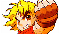 Visual history of Street Fighter's Ken image #6