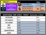 Absolute Battle 7 Schedule image #1