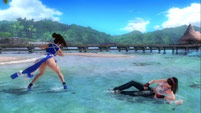 King of Fighters in Dead or Alive 5 Last Round image #2