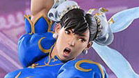 Pop Culture Shock's amazing line of Street Fighter statues image #1