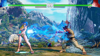 Street Fighter 5's Daily Challenges / Versus CPU image #4