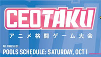 Ceotaku schedule and entrant numbers image #1