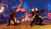 Street Fighter 5 Halloween stages and costumes image #1
