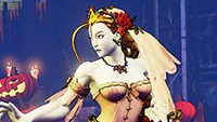Street Fighter 5 Halloween stages and costumes image #4