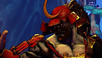 Street Fighter 5 Halloween stages and costumes image #8