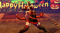 Street Fighter 5 / Ultra Street Fighter 4 Halloween costume comparison image #2