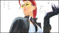 Street Fighter 4 concept sketches of C. Viper, Ryu, M. Bison, Vega, E. Honda image #1