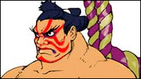 Street Fighter 4 concept sketches of C. Viper, Ryu, M. Bison, Vega, E. Honda image #5