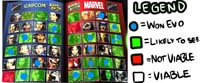 Ultimate Marvel vs. Capcom 3 EVO Chart image #1