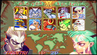 Darkstalkers 1 artwork gallery image #18