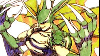 Darkstalkers 2 artwork gallery image #9