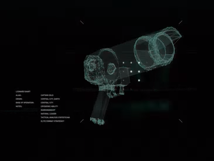 Captain Cold's Gun 1 out of 1 image gallery