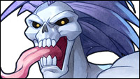 Darkstalkers Resurrection artwork gallery image #9