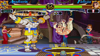 Darkstalkers Resurrection artwork gallery image #25