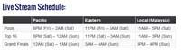 FV Cup Schedule image #1