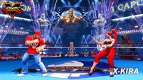 'Easter egg' variations for Street Fighter 5's new Red Bull costumes image #1