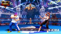 'Easter egg' variations for Street Fighter 5's new Red Bull costumes image #2
