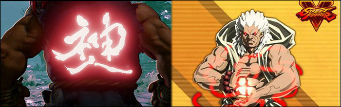 Akuma Is Going To Be Godlike In Street Fighter 5 Literally Here S The Translation For The Kanji We Saw In His Teaser
