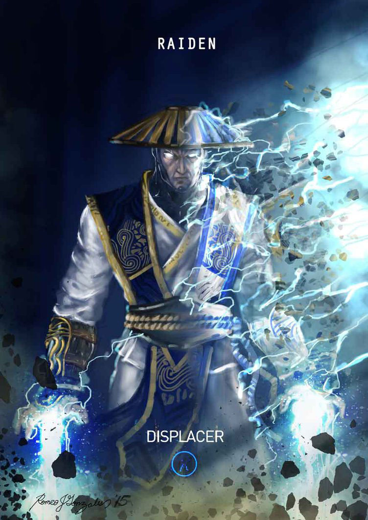 Grapiqkad's Mortal Kombat Art 1 out of 21 image gallery