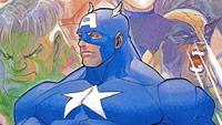 Marvel Super Heroes, X-Men vs. Street Fighter and Marvel vs. Capcom Art Gallery image #2