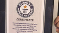 Justin Wong Guinness World Records  out of 2 image gallery