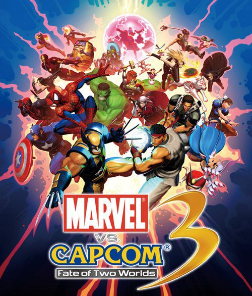 Marvel vs. Capcom 3 Art Gallery 4 out of 16 image gallery