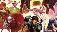 Marvel vs. Capcom 3 Art Gallery  out of 16 image gallery