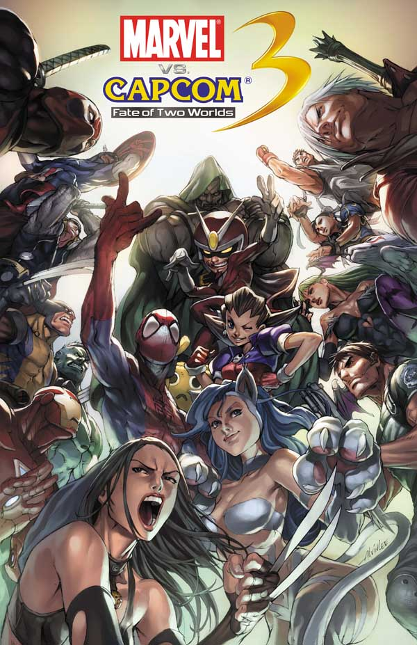Marvel vs. Capcom 3 Art Gallery 8 out of 16 image gallery
