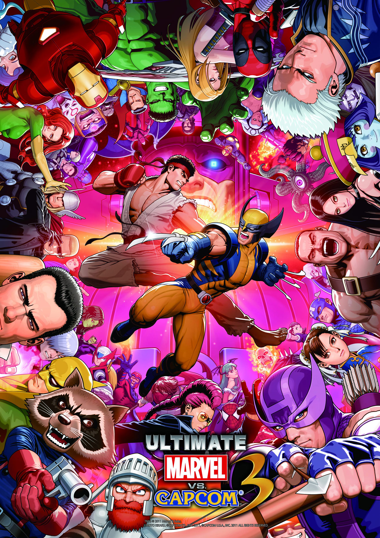 Marvel vs. Capcom 3 Art Gallery 10 out of 16 image gallery