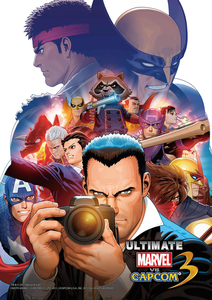 Marvel vs. Capcom 3 Art Gallery 13 out of 16 image gallery