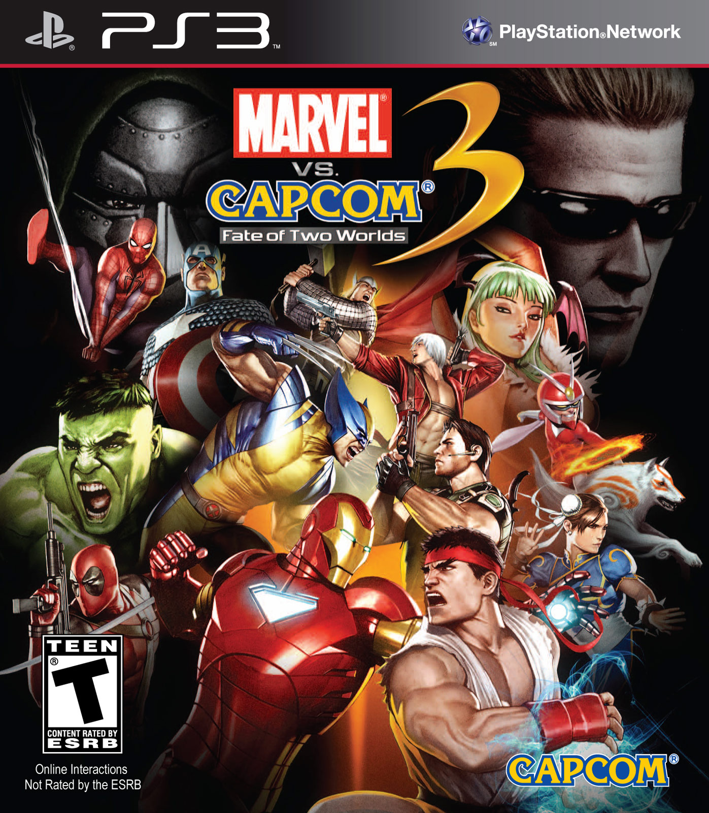Marvel vs. Capcom 3 Art Gallery 14 out of 16 image gallery