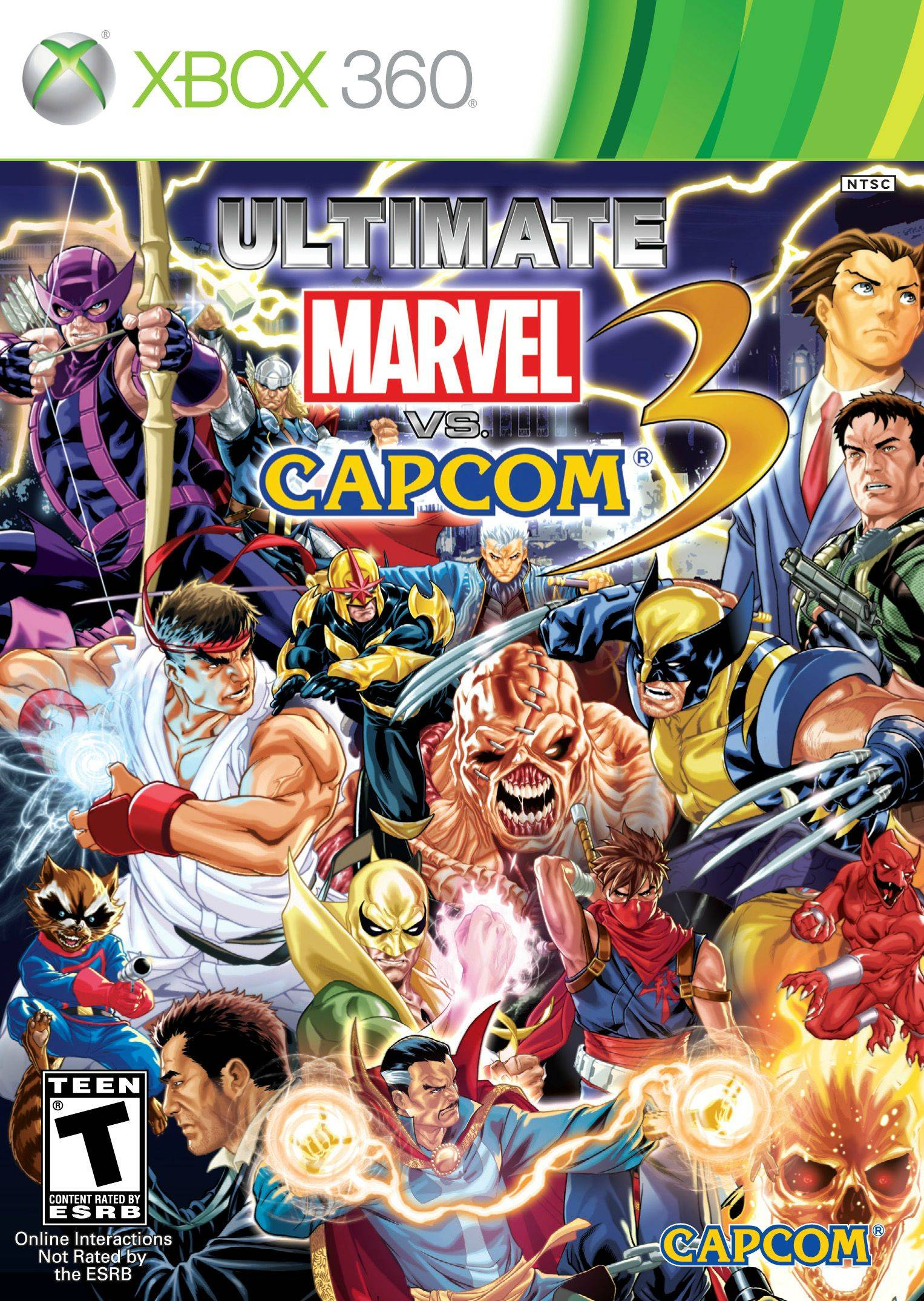 Marvel vs. Capcom 3 Art Gallery 16 out of 16 image gallery