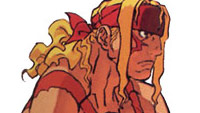 Street Fighter 3 Character Design Gallery - Alex image #1