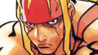 Street Fighter 3 Character Design Gallery - Alex image #2