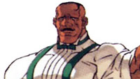 Street Fighter 3 Character Design Gallery - Dudley image #1