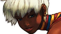 Street Fighter 3 Character Design Gallery - Elena image #2