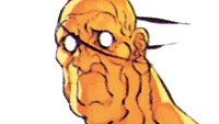 Street Fighter 3 Character Design Gallery - Oro image #1