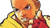 Street Fighter 3 Character Design Gallery - Sean image #2