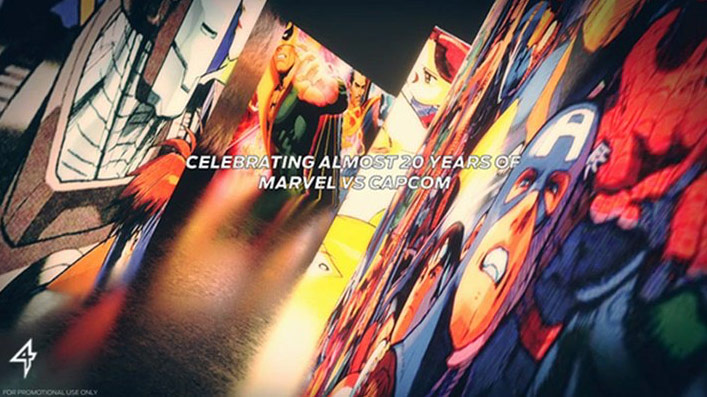 Fake Marvel vs. Capcom 4 images 1 out of 3 image gallery