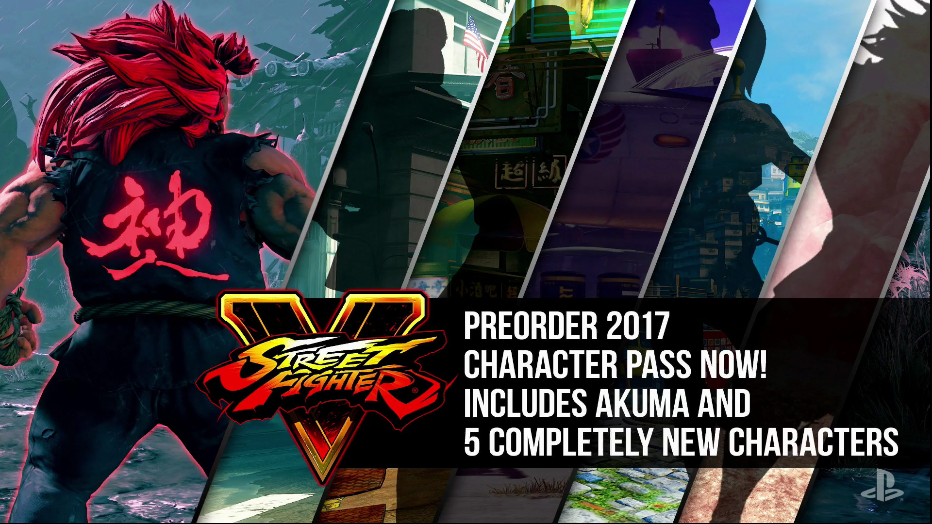 Street Fighter 5 Akuma Gallery 1 out of 2 image gallery