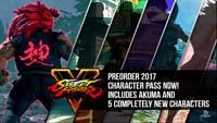 Street Fighter 5 Akuma Gallery image #1
