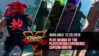 Street Fighter 5 Akuma Gallery image #2