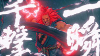 Akuma Street Fighter 5 images and DLC costumes image #8