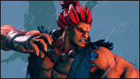 Akuma Street Fighter 5 images and DLC costumes image #11