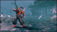 Akuma Street Fighter 5 images and DLC costumes image #13