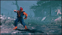 Akuma Street Fighter 5 images and DLC costumes image #14