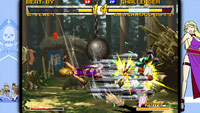 Garou: Mark of the Wolves PlayStation 4 screen shots image #1
