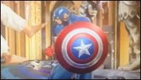 Morrigan and Captain America in Marvel vs. Capcom: Infinite images image #2
